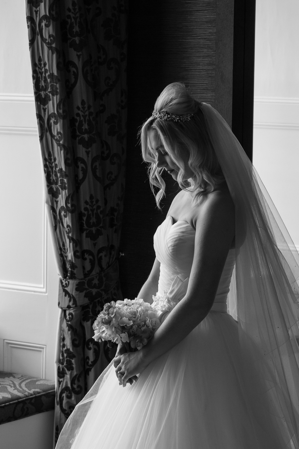 bride hw bw (1 of 1)